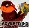 Advertising in Virginia Tech Magazine