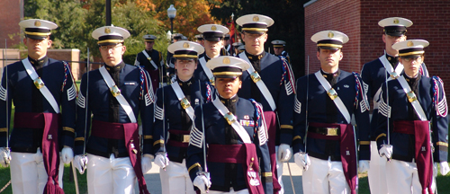 virginia tech army rotc