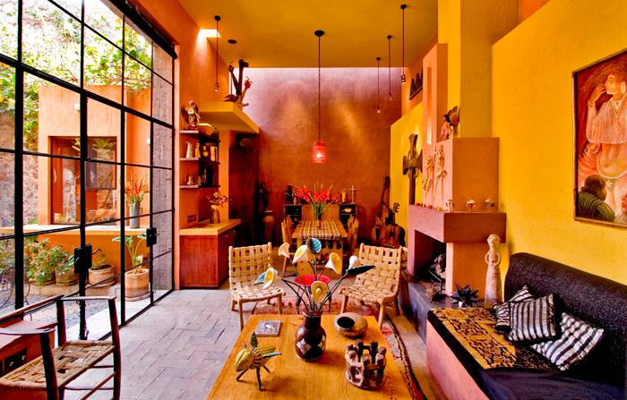Mexican Interior Design Bedroom: Virginia Tech Magazine