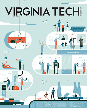 Virginia Tech Magazine, fall 2017