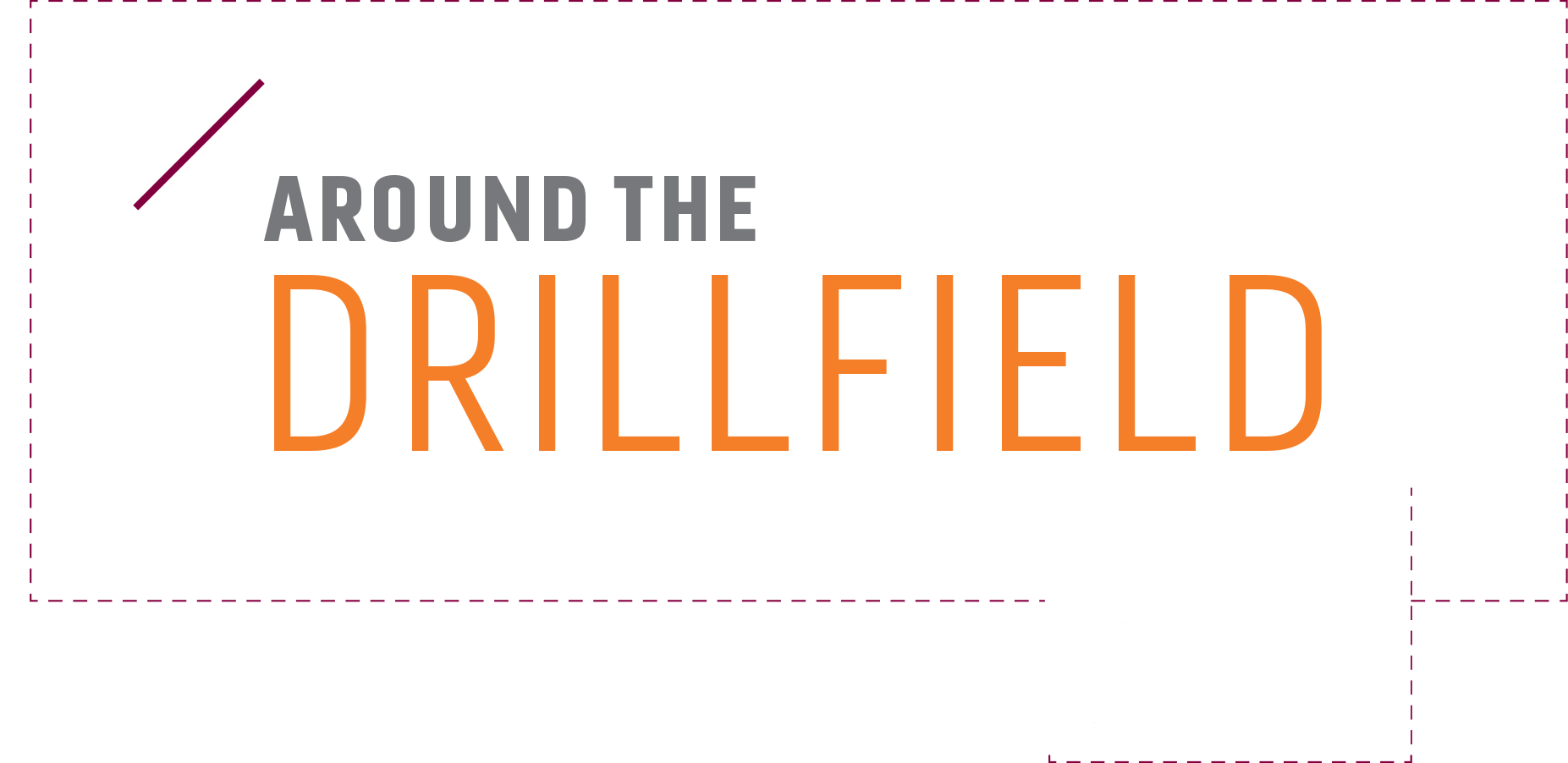 Drill Field header illustration