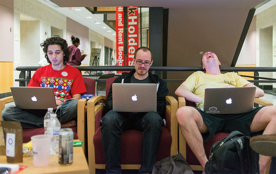 Hokies Who Hack   Virginia Tech Magazine